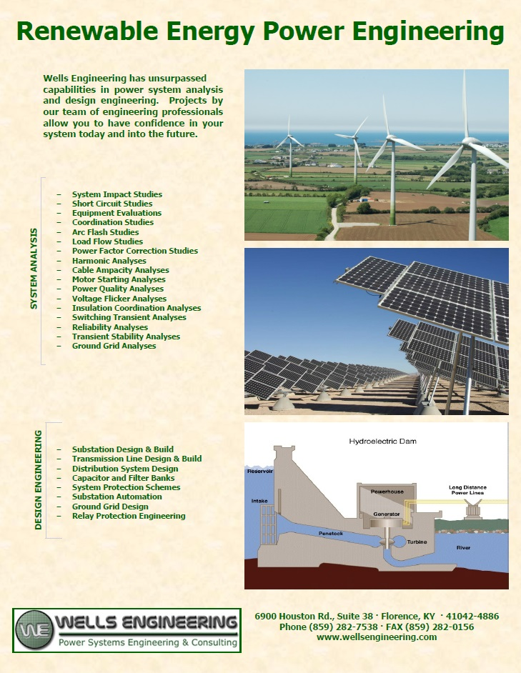 Renewable Energy Services Power Systems