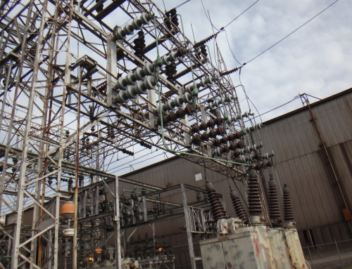 Monitors Collect Data on Unreliable 60 MVA Furnace Transformer