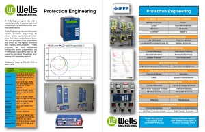 Protection Engineering Data and Services